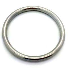 anillo de acero inoxidable traindee® correa de perro estirada